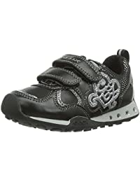 Geox Jr New Jocker Girl A - Zapatillas, color Black C9999, talla 33