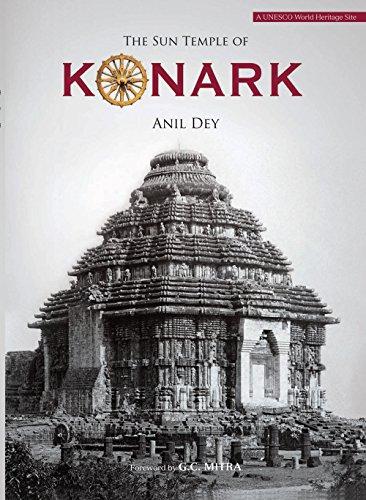 The Sun Temple of Konark por Anil Dey