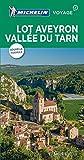 Guide Vert Lot Aveyron Vallée du Tarn Michelin