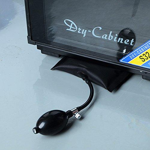 comprare on line URXTRAL Pompa ad aria per finestrini, sportelli auto,Utensili Hand Tools Ammortizzati Aria (2pcs) prezzo