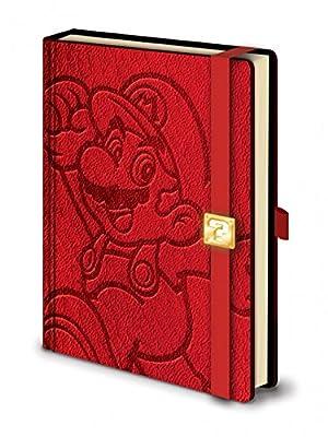 Super Mario Carnet Bloc-Notes - Mario Brothers (21 x 15 cm)