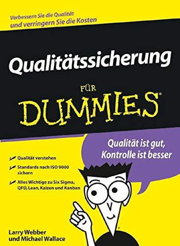 Qualitatssicherung Für Dummies