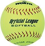 "Worth 12"" Recreational Softball (YWCS12) (single ball)"