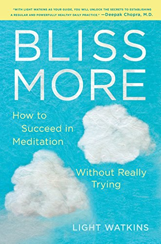 Bliss More: How to Succeed in Meditation Without Really Trying (English Edition)