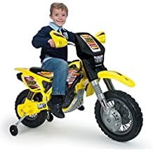 INJUSA - Moto Cross Thunder MAX con ruedines, ...