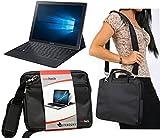 """Navitech - Custodia per Laptop HP 15-ay170sa da 15,6"""" con processore Intel® CoreTM i3 di 7a Generazione, Colore: Nero"""