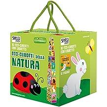 Eco-cubotti della natura! Ediz. a colori. Con libretto