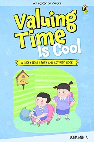 Valuing Time Is Cool (My Book of Values)