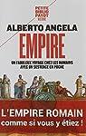 Empire : Un fabuleux voyage chez les Romains avec un sesterce en poche par Angela