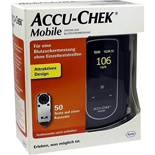 Accu Chek Mobile Set mg/d 1 stk Dl Mobile