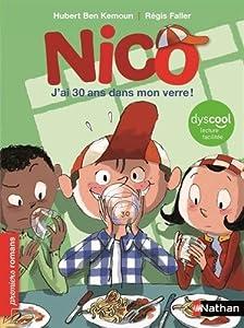 """Afficher """"Nico<br /> J'ai 30 ans dans mon verre !"""""""