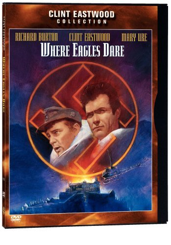 Where Eagles Dare (Clint Eastwood Collection) by Richard Burton