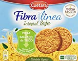 Cuetara Fibralia Galletas Integral de Soja con Fibra de Salvado de Trigo - 550 gr