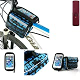 Fahrrad Rahmentasche für LG Electronics WineSmart,