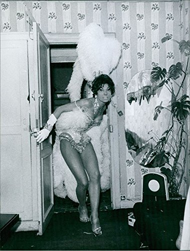 vintage-photo-of-yvonne-menard-posing-in-room