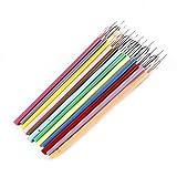 Blue Vessel Bunt Stift Pen Schüler Pen Kugelschreiber Tintenschreiber Pen Geschenk Glatt Drawing Pen