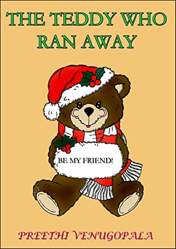 the-teddy-who-ran-away-a-tale-for-tiny-tots-english-edition