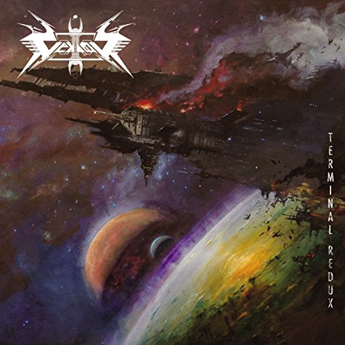 Vektor: Terminal Redux (Audio CD)