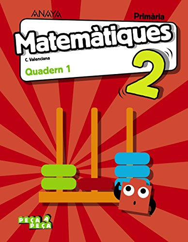 Matemàtiques 2. Quadern 1. (Peça a peça)