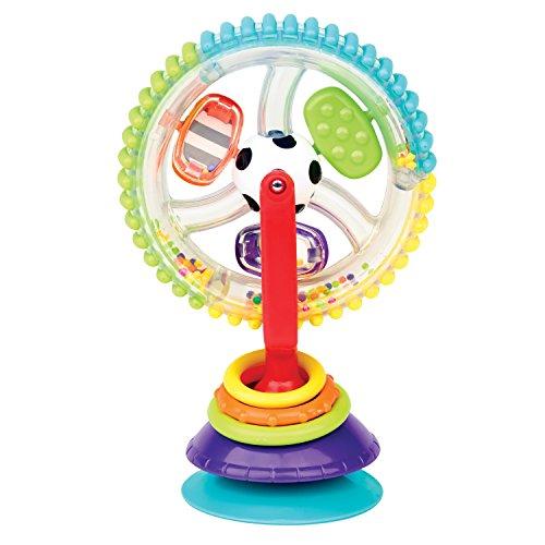 Sassy Entwicklungs Wunder-Rad Saug-Spielzeug (Wunder Räder)