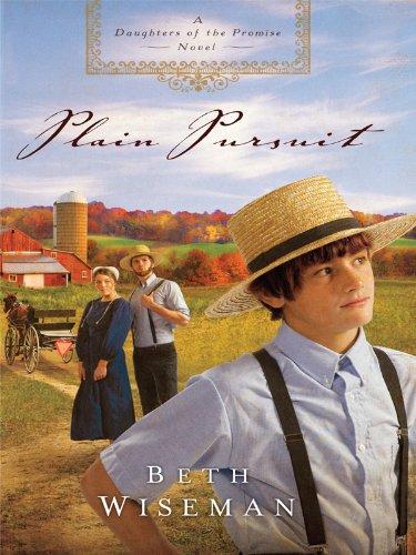 Plain Pursuit Thorndike Christian Fiction