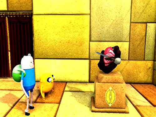 Clip: Adventure Time Finn And Jake Investigations Playthrough