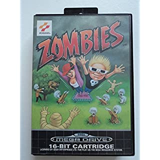 Zombies Ate My Neighbors (Mega Drive)