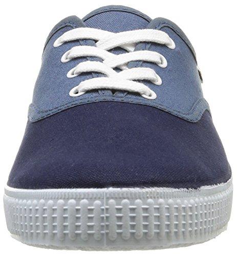 Victoria 106651, Unisex-Erwachsene Sneakers Blau (Azul/Marino)