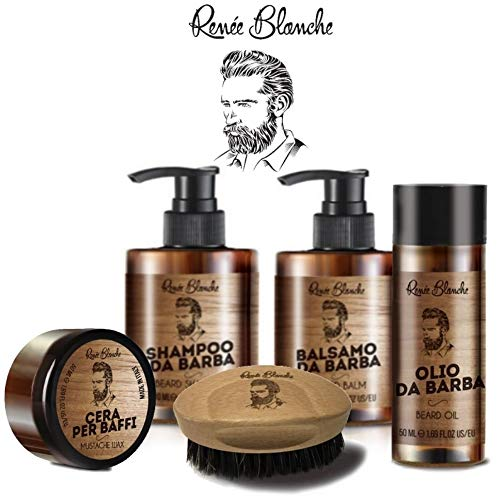 Tratamientos - Productos para Barba - Beard Line Renee Blanche - champ