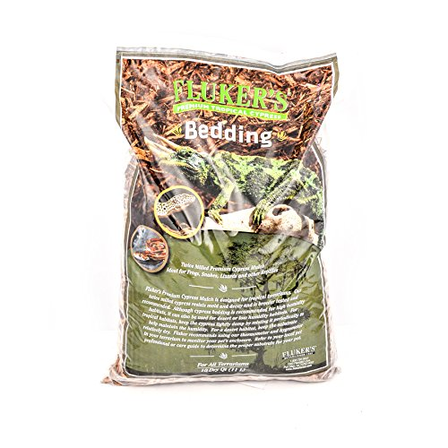 flukers Premium Tropical Cypress Betten für Reptilien, 10Quart