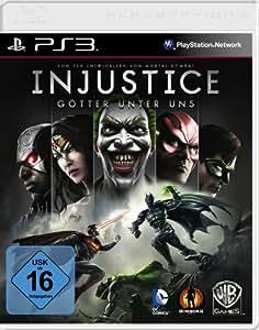 Injustice: Götter unter uns [Software Pyramide] - [PlayStation 3]