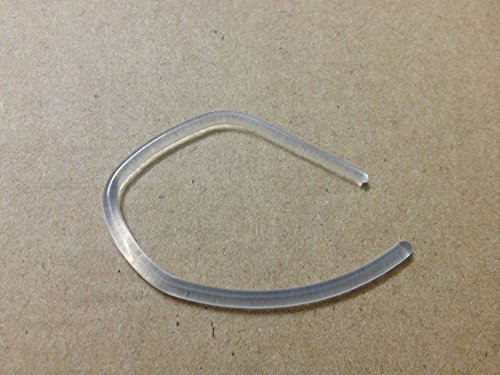 2Ohrbügel für Jabra Style Bluetooth Headset Wireless Kopfhörer Ersatzteile Zubehör (Ohrbügel Kopfhörer Wireless)