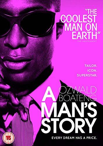 A Man's Story [DVD] [UK Import]
