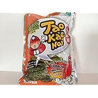 Tao Kae Noi crujiente de algas marinas (Sriracha sabor salsa de chile) 36g