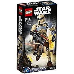 Lego 75523 - Star Wars - Jeu de Construction - Scarif Stormtrooper