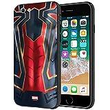 MTT Marvel Spider Man Infinity War Printed Mobile Back Case Cover for Apple