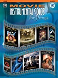 ALFRED PUBLISHING MOVIE INSTRUMENTAL SOLOS + CD - VIOLIN AND PIANO