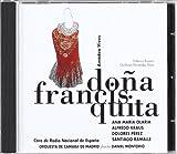 Dona Francisquita [Import allemand]