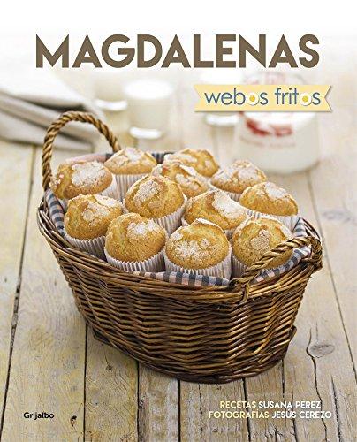 Magdalenas. Webos Fritos / Muffins. Webos Fritos