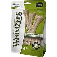 Whimzees Natural Dental Dog Treats Rice Bone, 1 x 9