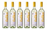 Falko, Muskatellercuvée 2017 - Qualitäts Weißwein aus Österreich, trocken (6 x 0,75l)