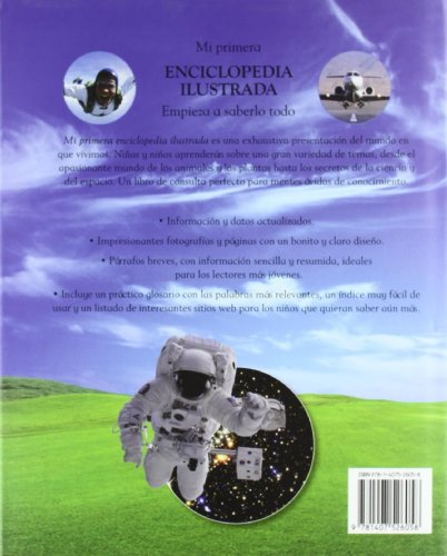 Mi primera enciclopedia ilustrada:empieza a saberlo todo