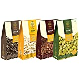#8: OOSH Combo of Chia Seed 250g, Sunflower Seed 200g, Flax Seed 250g & Pumpkin Seed 200g ( Pack of 4 - Total 900 grams)
