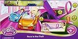 Mattel L4357 - POLLY POCKET Shoppingtour-Rennbahn -