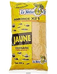La Sirène X21 - Amorce - Jaune Corsair - 850 g