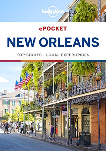 Lonely Planet Pocket New Orleans (Travel Guide) (English Edition)