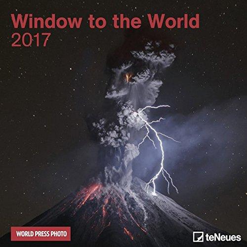 Window to the World 2017 - WorldPress Fotokalender, Naturkalender  -  30 x 30 cm