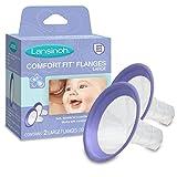 Lansinoh ComfortFit Flanges 2 Count