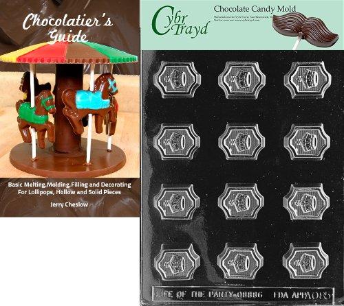 Couronne toutes les occasions Chocolat Candy Moule ()