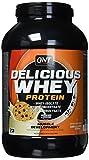 QNT Delicious Whey Protein Powder, Cookies & Cream, 2.2 kg